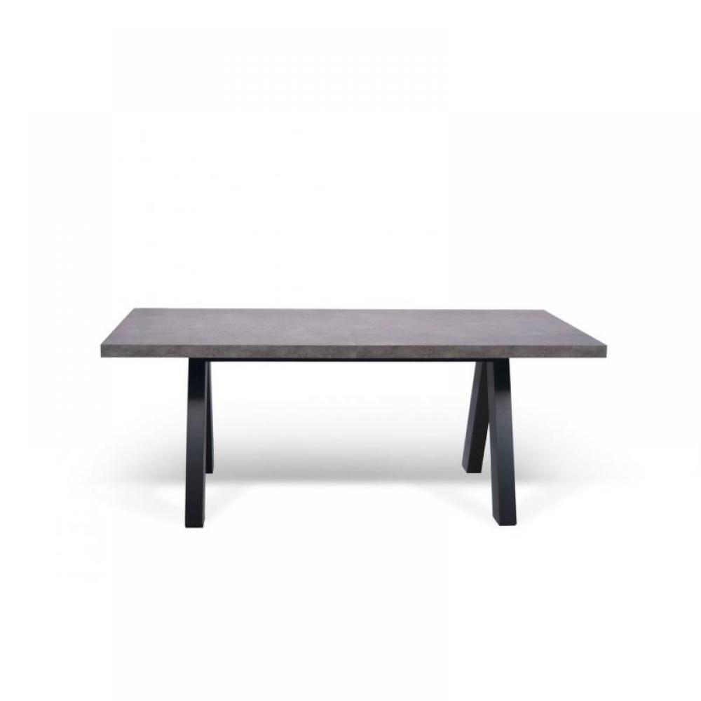 tables repas meubles et rangements apex table de repas extensible inside75. Black Bedroom Furniture Sets. Home Design Ideas