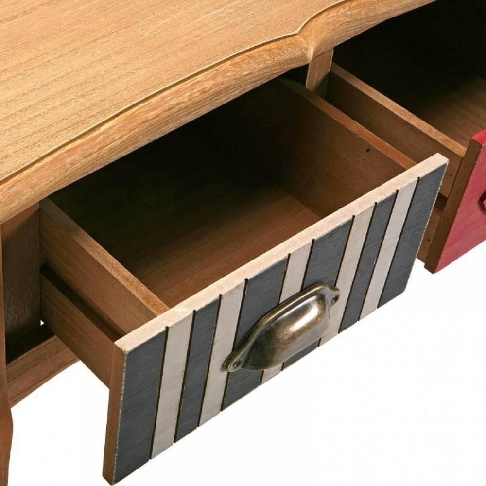 console design ultra tendance au meilleur prix console compact barokia 3 tiroirs style baroque. Black Bedroom Furniture Sets. Home Design Ideas