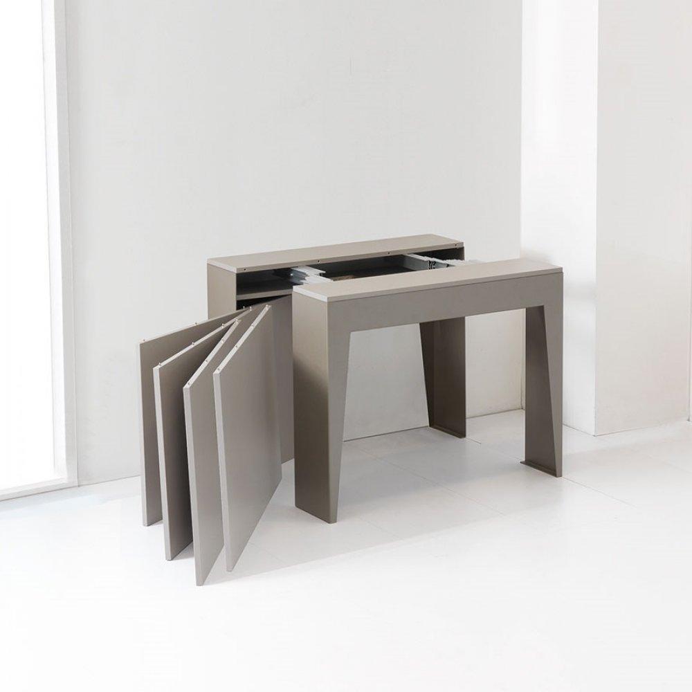 Divani letto sistema rapido armadi letto e comodini for Consolle estensibili