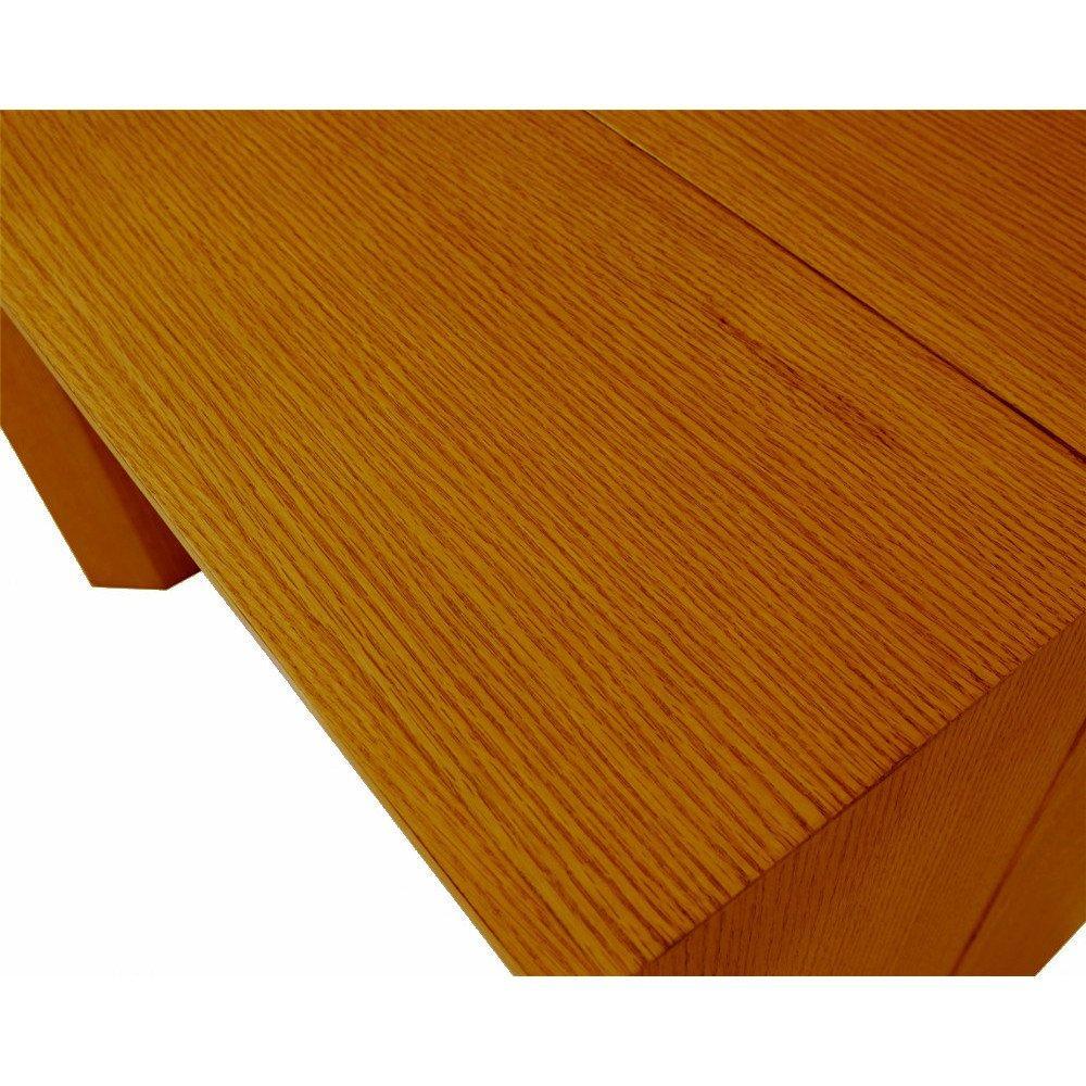 Console Extenso Extensible Clair En 12 Chêne Table Bois Deluxe Couverts Repas JcTl1uK3F