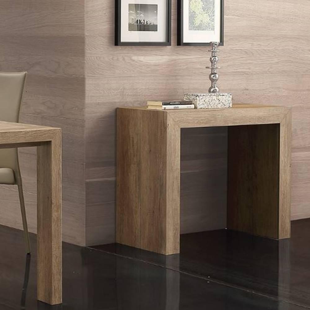 console extensible le gain de place tendance au meilleur prix console extensible logika ch ne. Black Bedroom Furniture Sets. Home Design Ideas