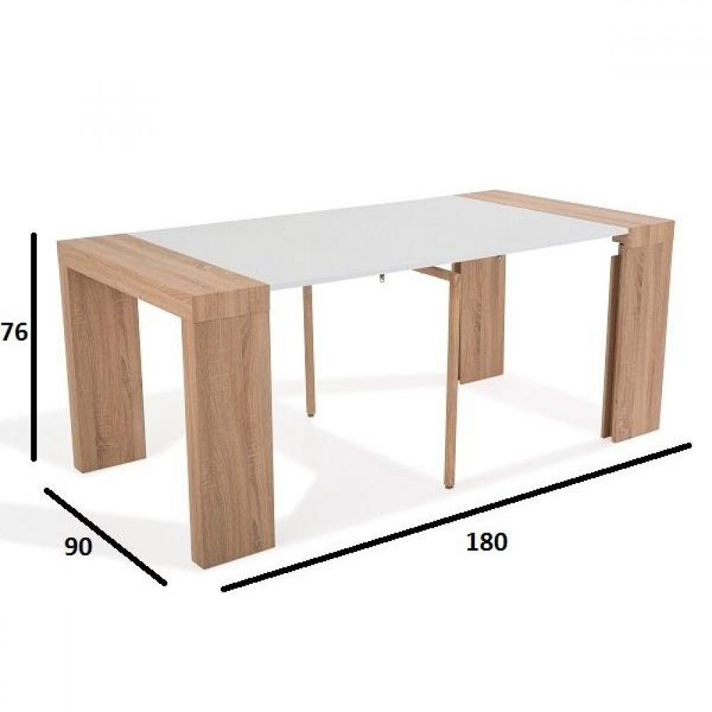 Table Extensible Console Conceptions De Maison