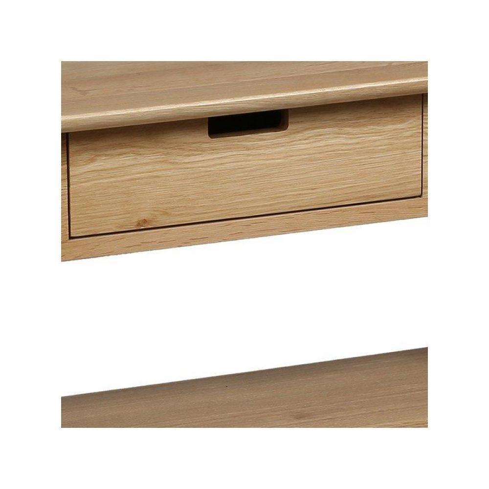 console design ultra tendance au meilleur prix console olga en ch ne massif inside75. Black Bedroom Furniture Sets. Home Design Ideas