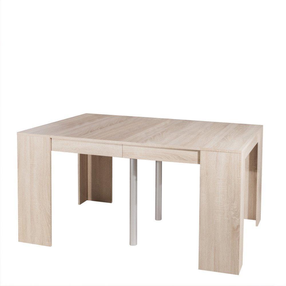 consoles extensibles meubles et rangements console elasto ch ne clair extensible en table. Black Bedroom Furniture Sets. Home Design Ideas