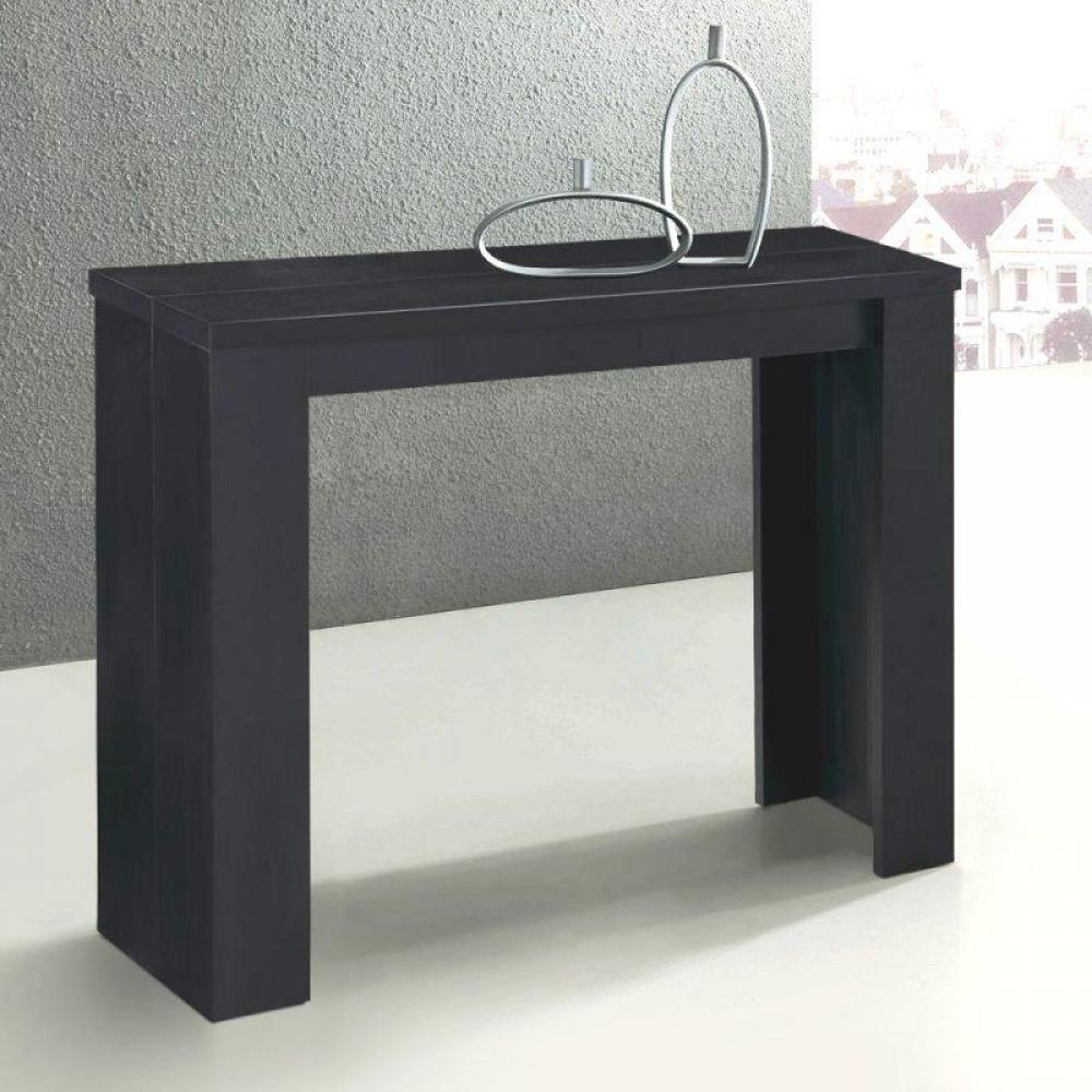 console extensible le gain de place tendance au meilleur prix console extensible en table. Black Bedroom Furniture Sets. Home Design Ideas