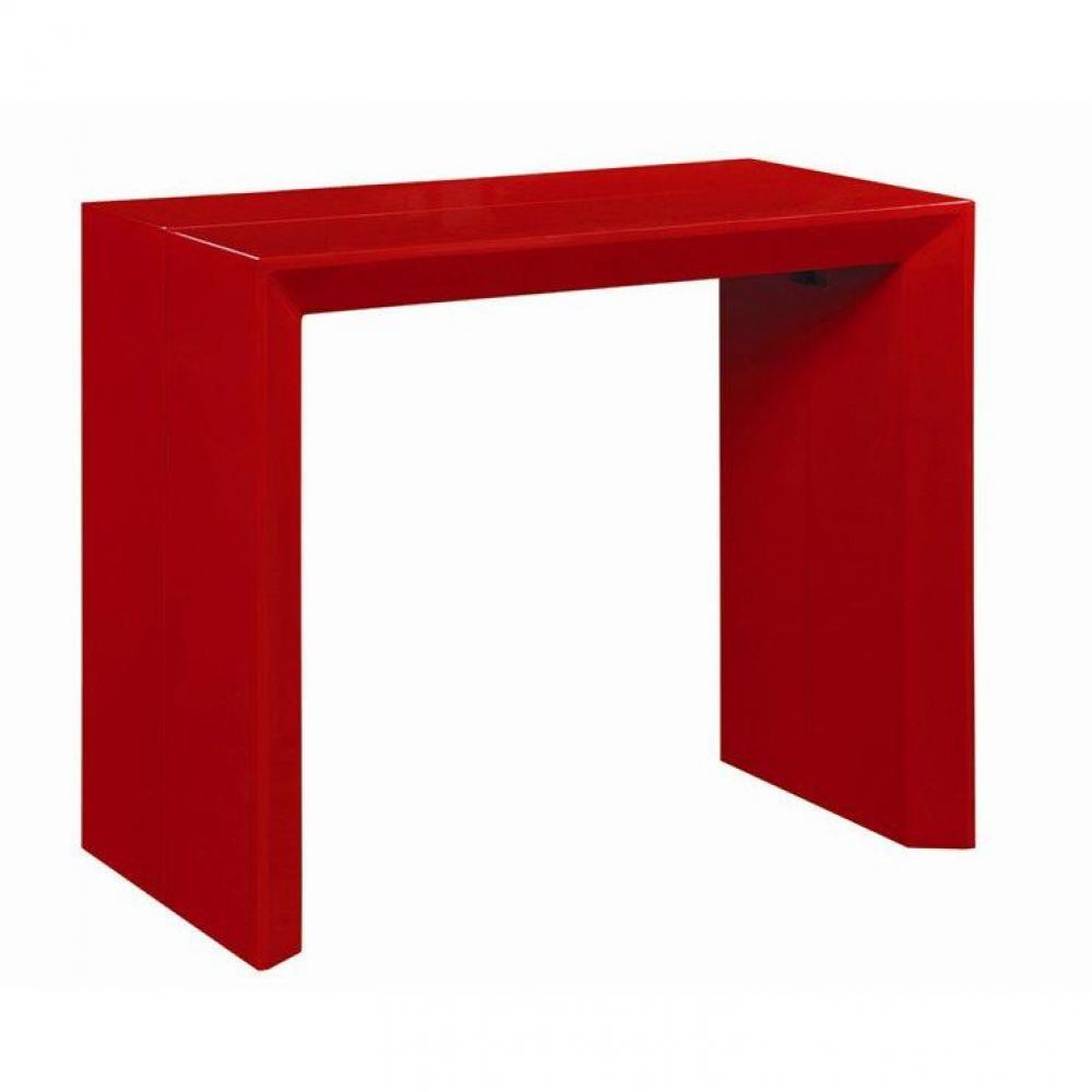 console extensible le gain de place tendance au meilleur prix console extensible en table. Black Bedroom Furniture Sets. Home Design Ideas