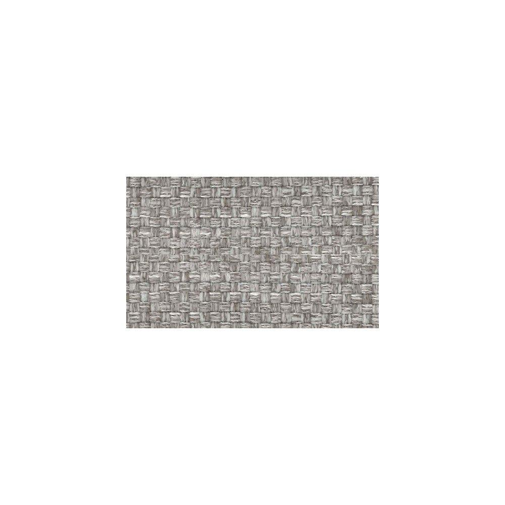 Canapé convertible express CRÉPUSCULE matelas 140cm comfort BULTEX® tissu tweed fashion gris silver