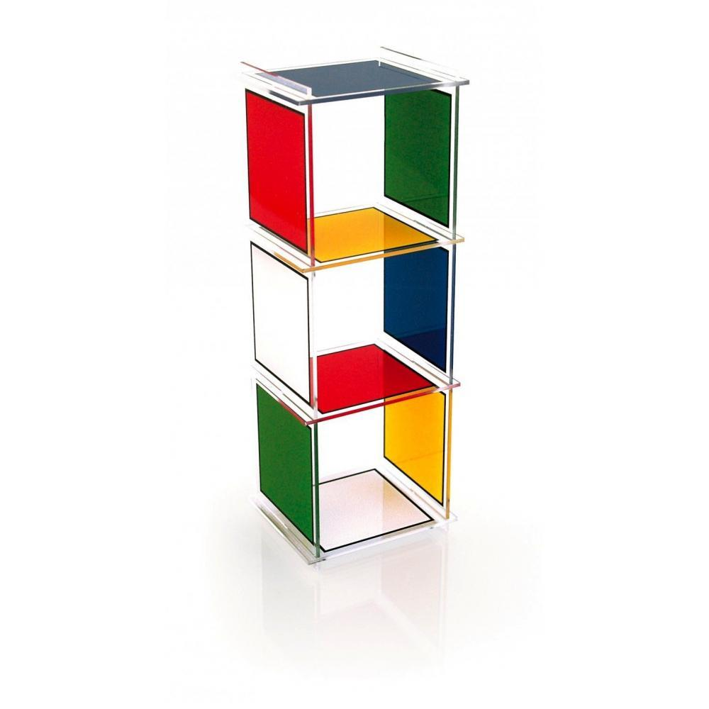 Biblioth ques tag res meubles et rangements etag re for Meuble cube modulable
