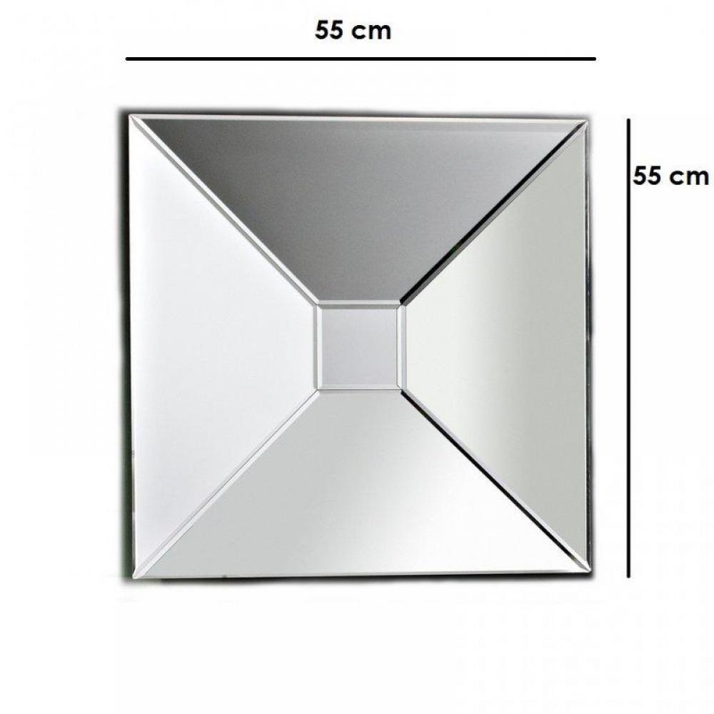 Miroirs meubles et rangements dance miroir mural design for Verre et miroir