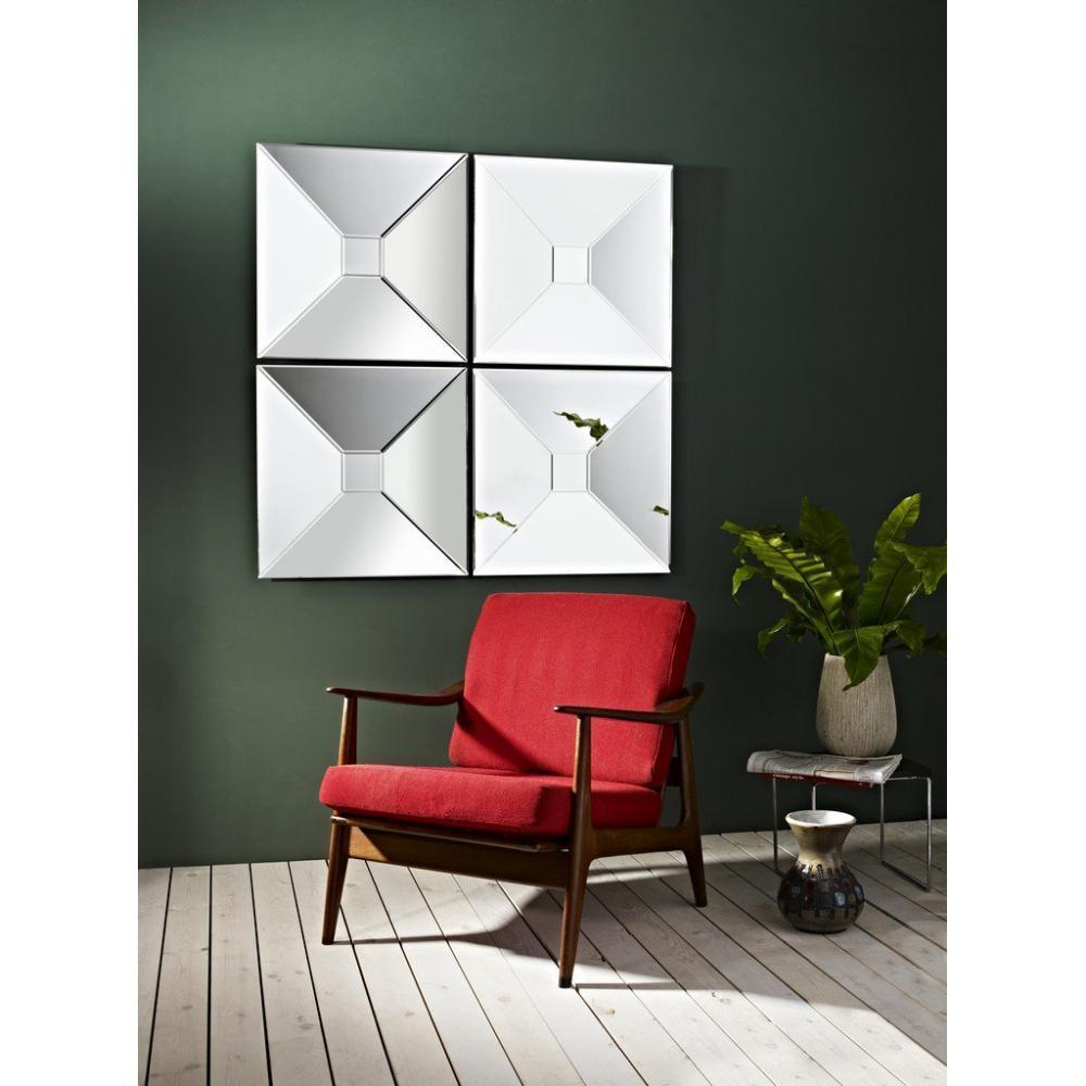 miroirs meubles et rangements dance miroir mural design en verre inside75. Black Bedroom Furniture Sets. Home Design Ideas