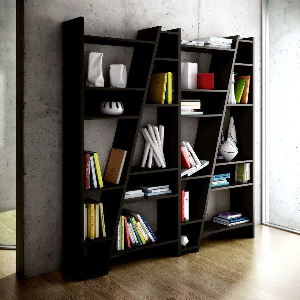 biblioth ques tag res meubles et rangements temahome delta 5 avec fonds biblioth que tag re. Black Bedroom Furniture Sets. Home Design Ideas
