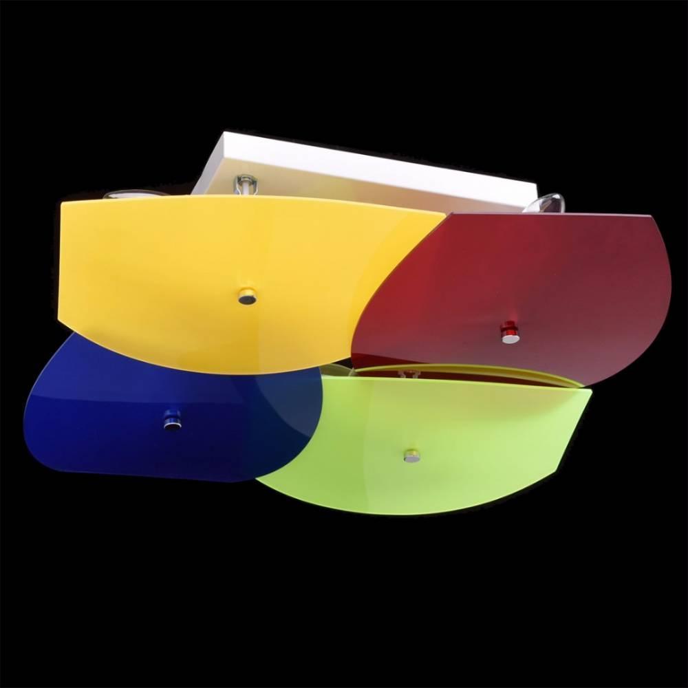 plafonniers luminaires plafonnier demarkt 262010108 megapolis color concept inside75. Black Bedroom Furniture Sets. Home Design Ideas