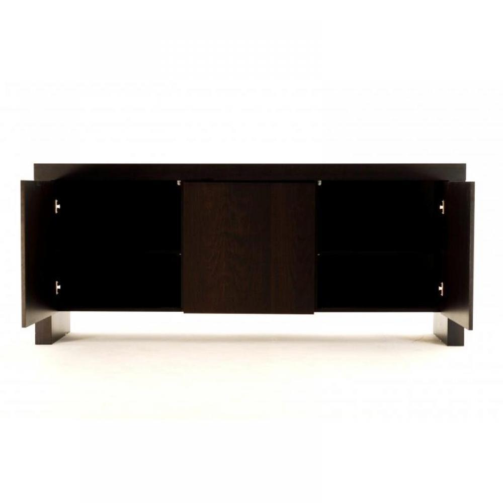 Buffets meubles et rangements temahome kobe buffet design bois weng 3 portes inside75 - Usine de meuble au portugal ...