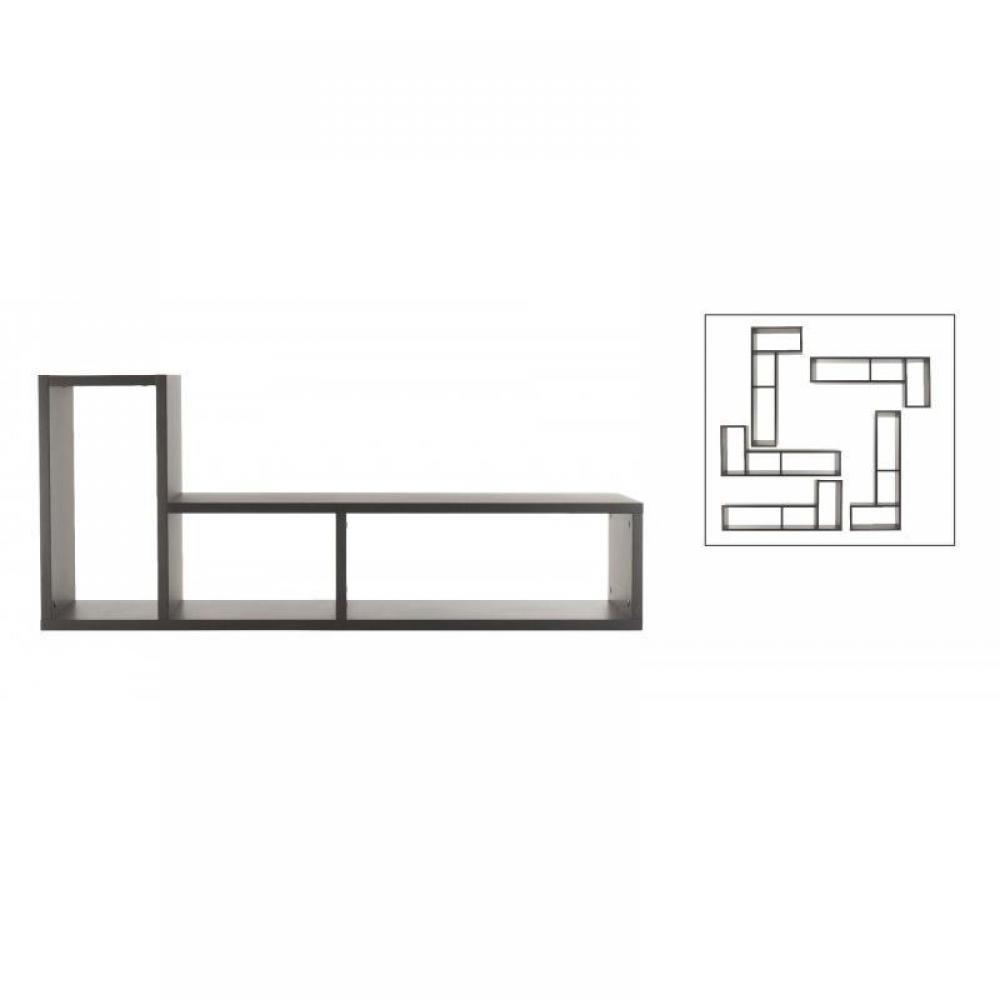 biblioth ques tag res meubles et rangements domino. Black Bedroom Furniture Sets. Home Design Ideas