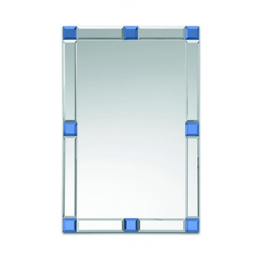 Miroirs meubles et rangements domino miroir mural design for Meuble mural en verre