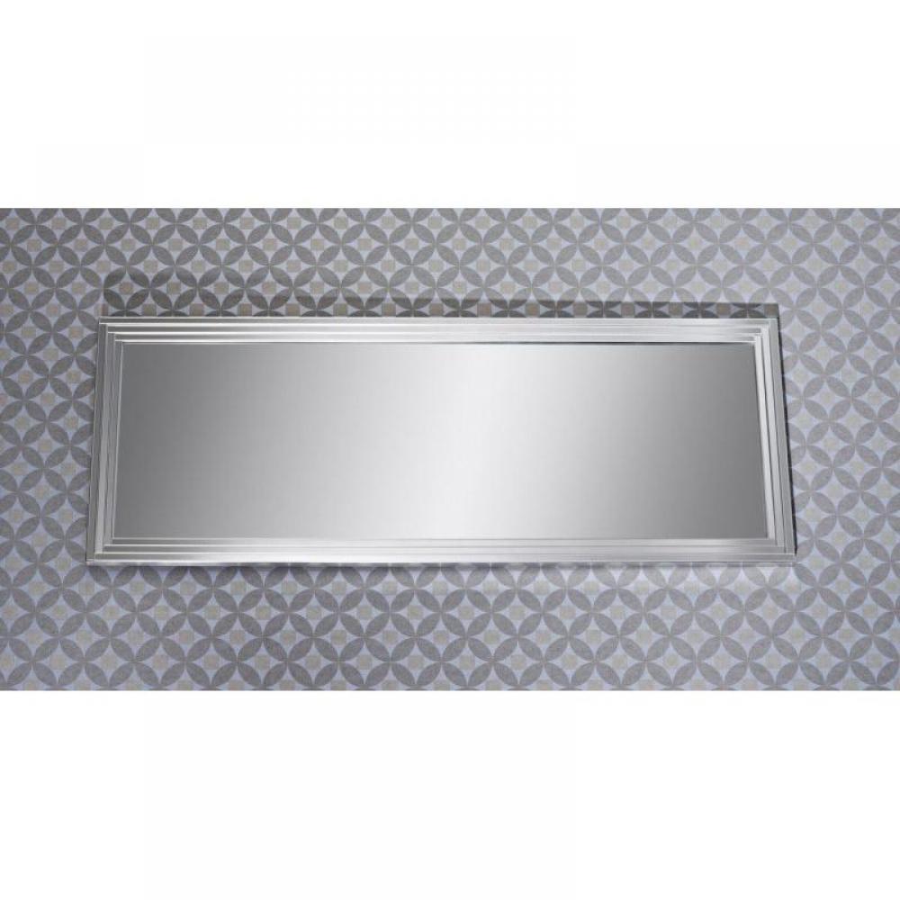 Miroirs meubles et rangements doors miroir mural en for Miroir mural design grande taille