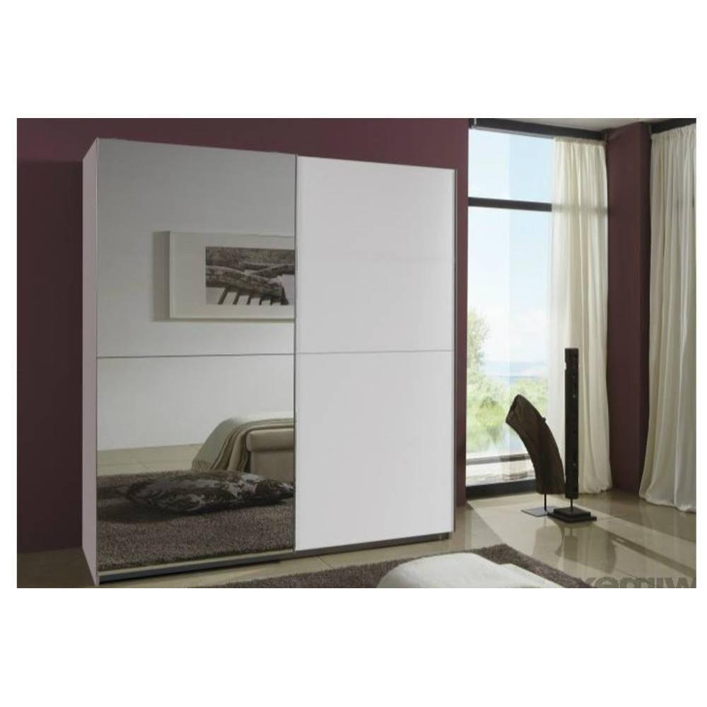 dressings et armoires meubles et rangements dressing portes coulissantes clapton 135cm. Black Bedroom Furniture Sets. Home Design Ideas