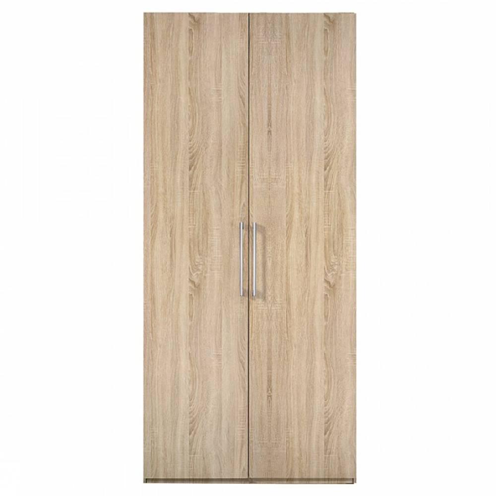 dressings et armoires meubles et rangements dressing penderie dublin une porte battant ch ne. Black Bedroom Furniture Sets. Home Design Ideas