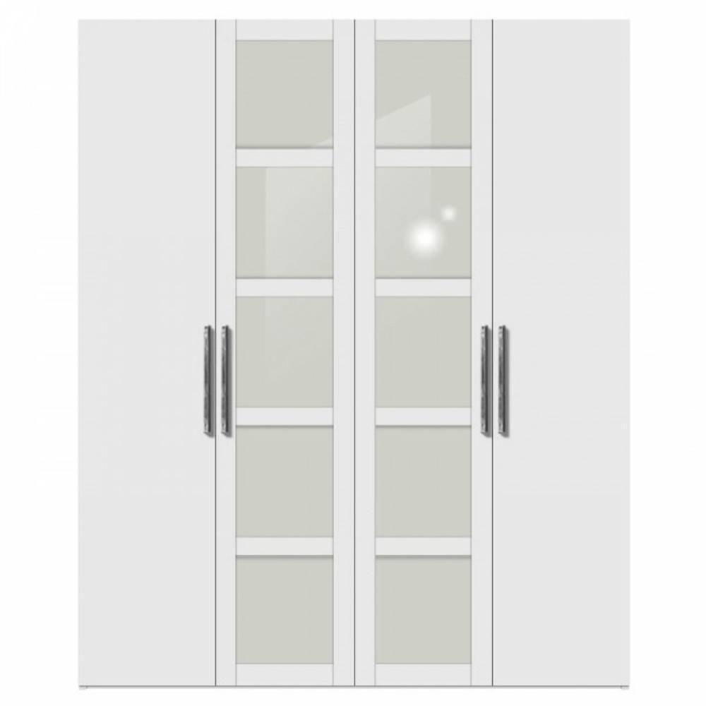 Dressings et armoires meubles et rangements dressing - Armoire quatre portes ...