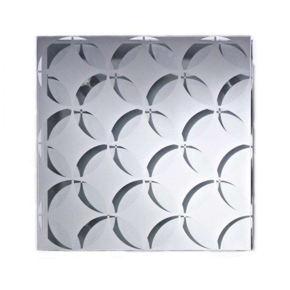 Miroirs meubles et rangements duo 1 miroir mural design for Meuble mural en verre