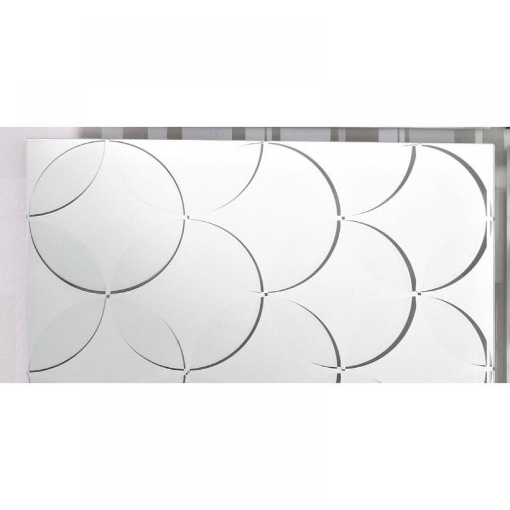Miroirs meubles et rangements duo 1 miroir mural design for Miroir et verre concept