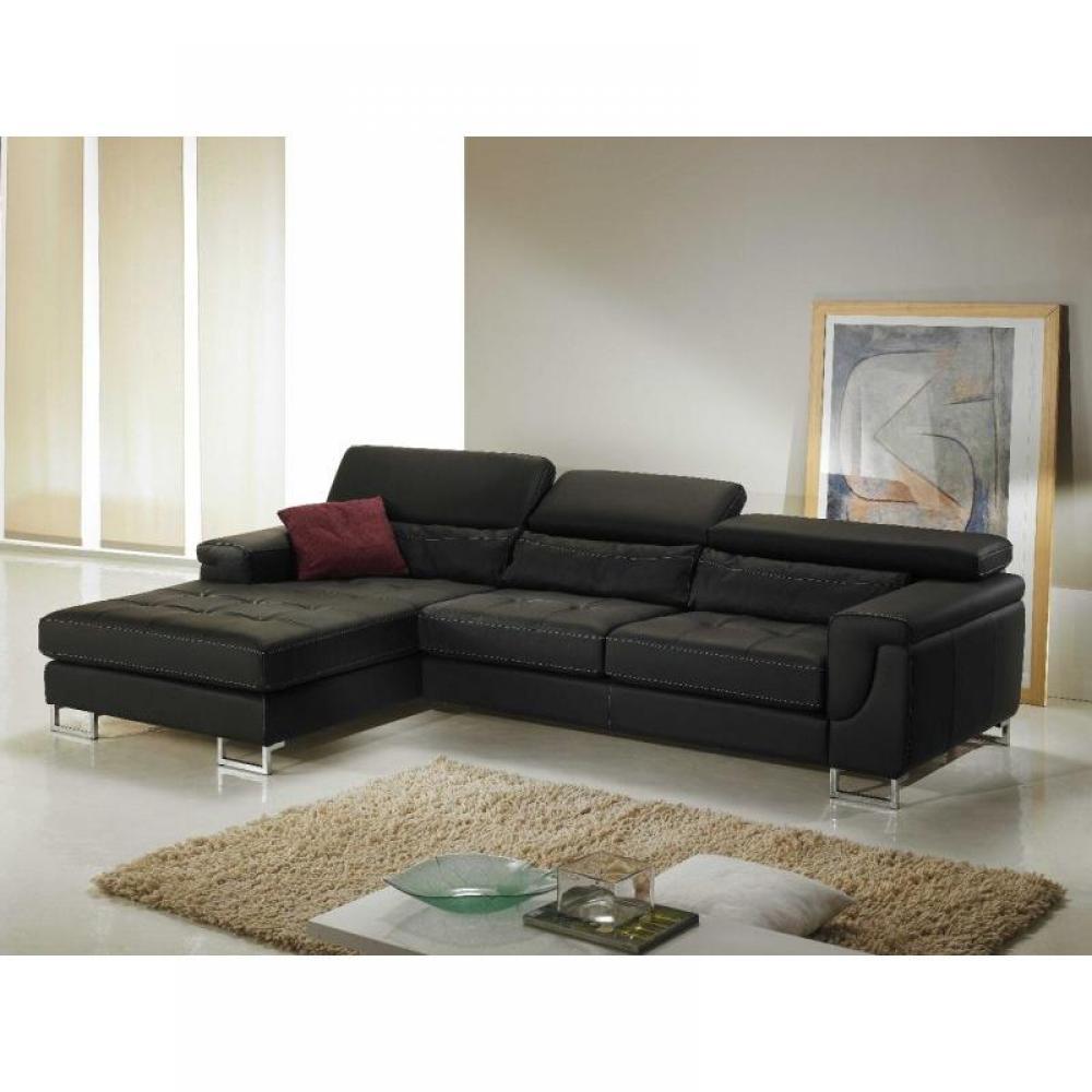 canape d39angle moderne et classique au meilleur prix With tapis chambre bébé avec canape d angle en cuir veritable
