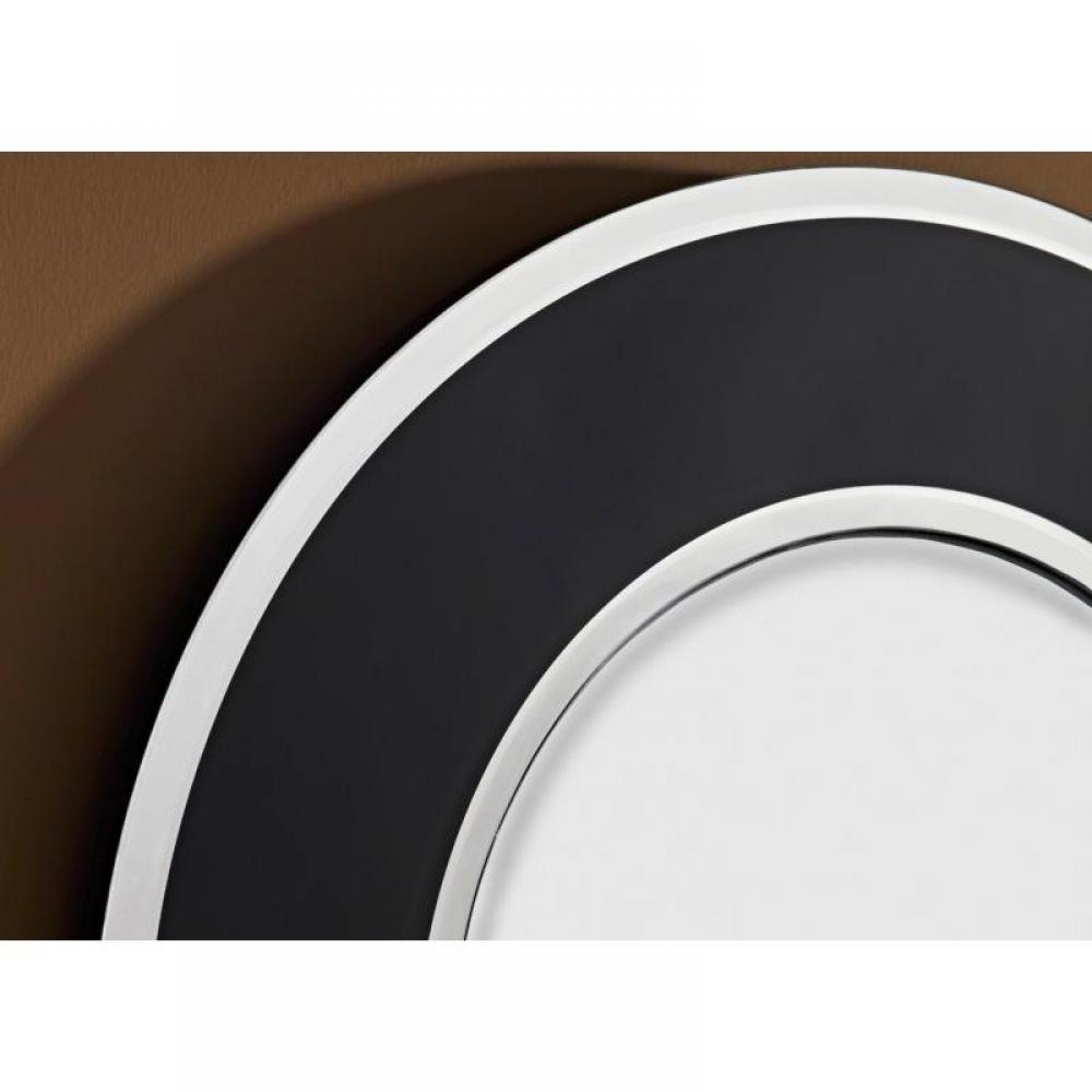 Miroirs meubles et rangements echo miroir mural design for Miroir noir design
