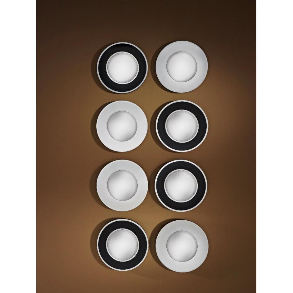Miroirs meubles et rangements echo miroir mural design for Verre et miroir