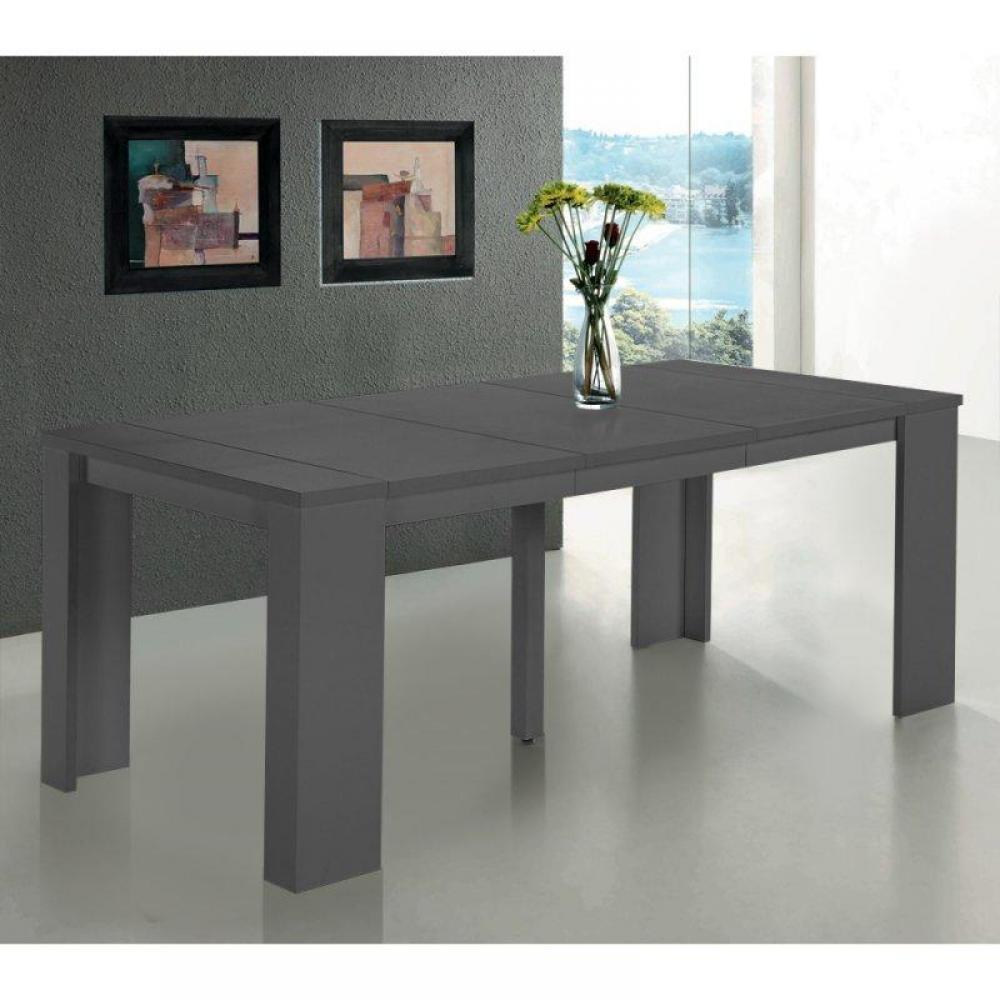 bureaux tables et chaises console extensible en table. Black Bedroom Furniture Sets. Home Design Ideas