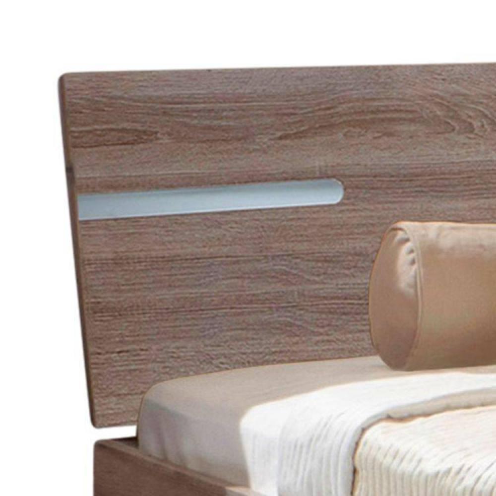 Chambre à coucher CARAMELLA chêne Montana 160*200cm