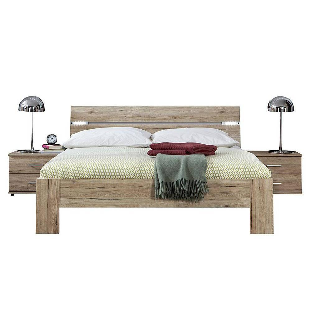 lits chambre literie chambre coucher dakota ch ne. Black Bedroom Furniture Sets. Home Design Ideas