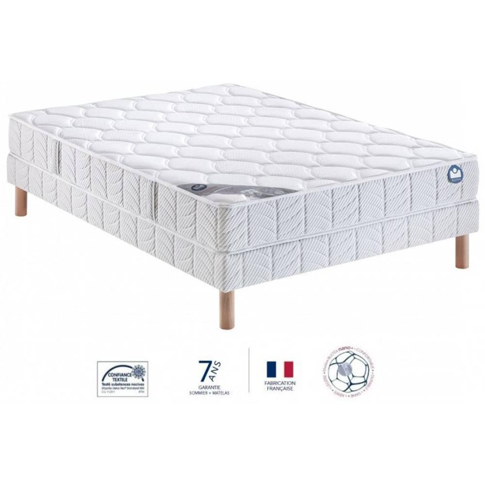 canap convertible au meilleur prix bultex ensemble sommier 5 zones avec matelas i novo 120 80. Black Bedroom Furniture Sets. Home Design Ideas