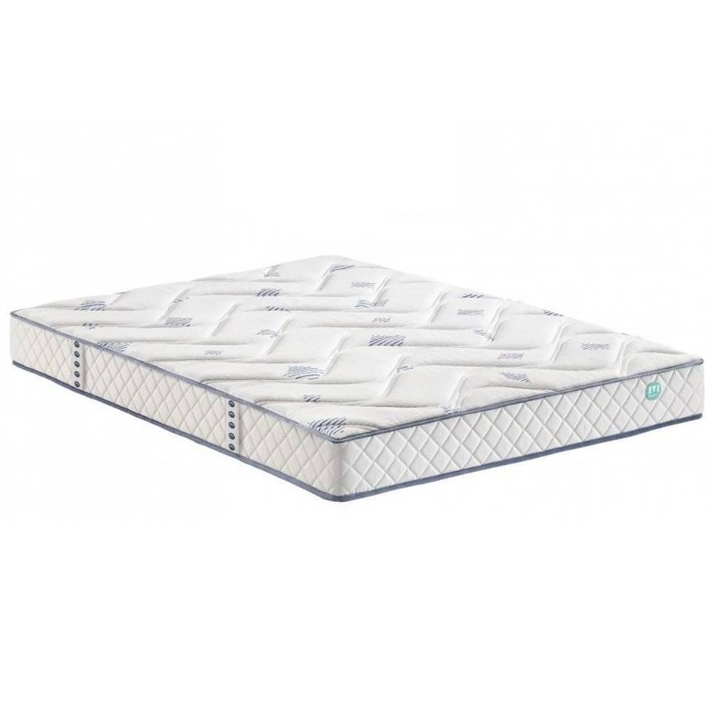 ensemble de matelas et sommier au meilleur prix ensemble merinos sommier morphologique 3 zones. Black Bedroom Furniture Sets. Home Design Ideas