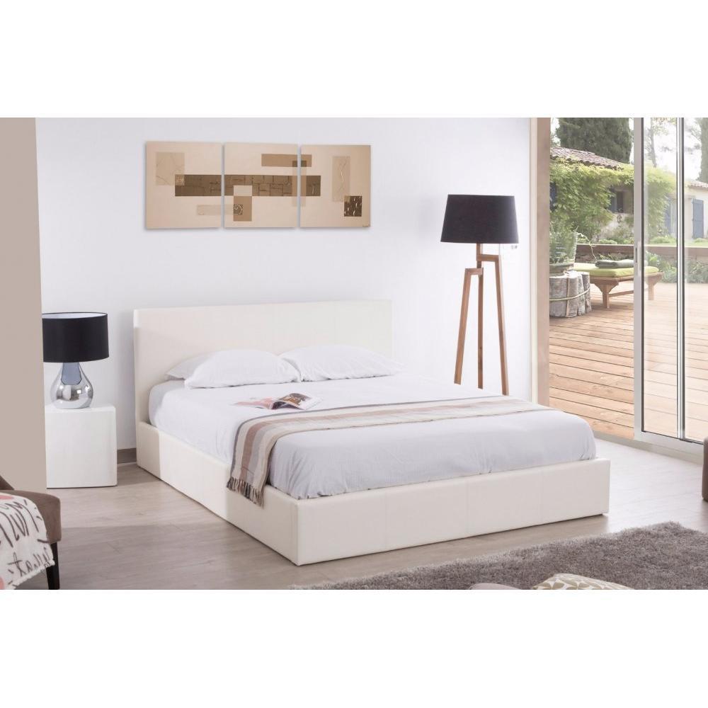 lits coffres chambre literie inside75. Black Bedroom Furniture Sets. Home Design Ideas