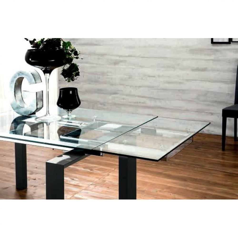 tables design au meilleur prix, epsylon table repas extensible en