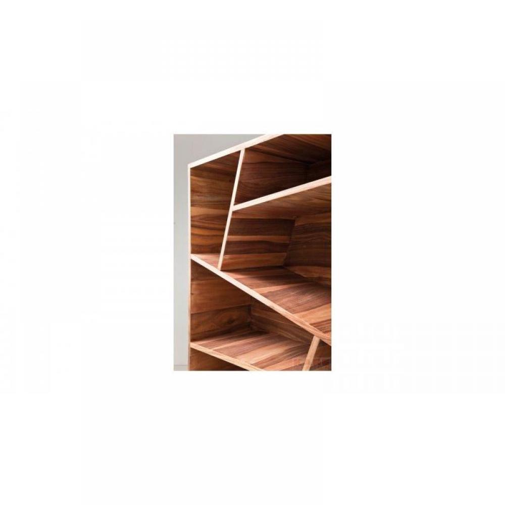 Biblioth ques tag res meubles et rangements wild tag re en bois massif - Etagere bibliotheque bois massif ...