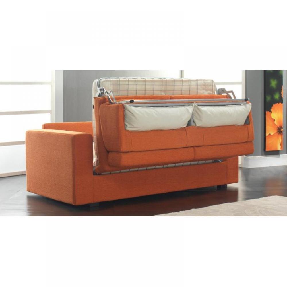 Canapé FASTER convertible 140cm ouverture EXPRESS  matelas 12cm