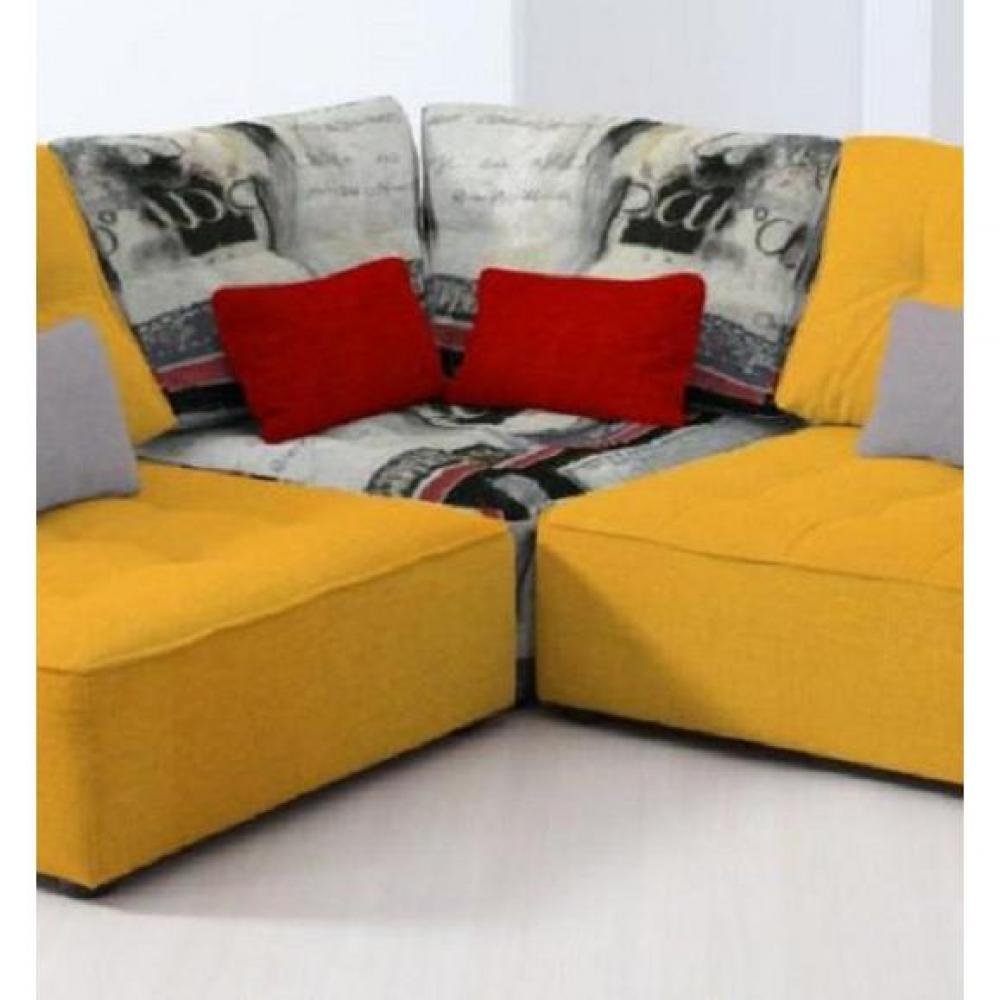 fauteuils et poufs canap s et convertibles fama module d. Black Bedroom Furniture Sets. Home Design Ideas