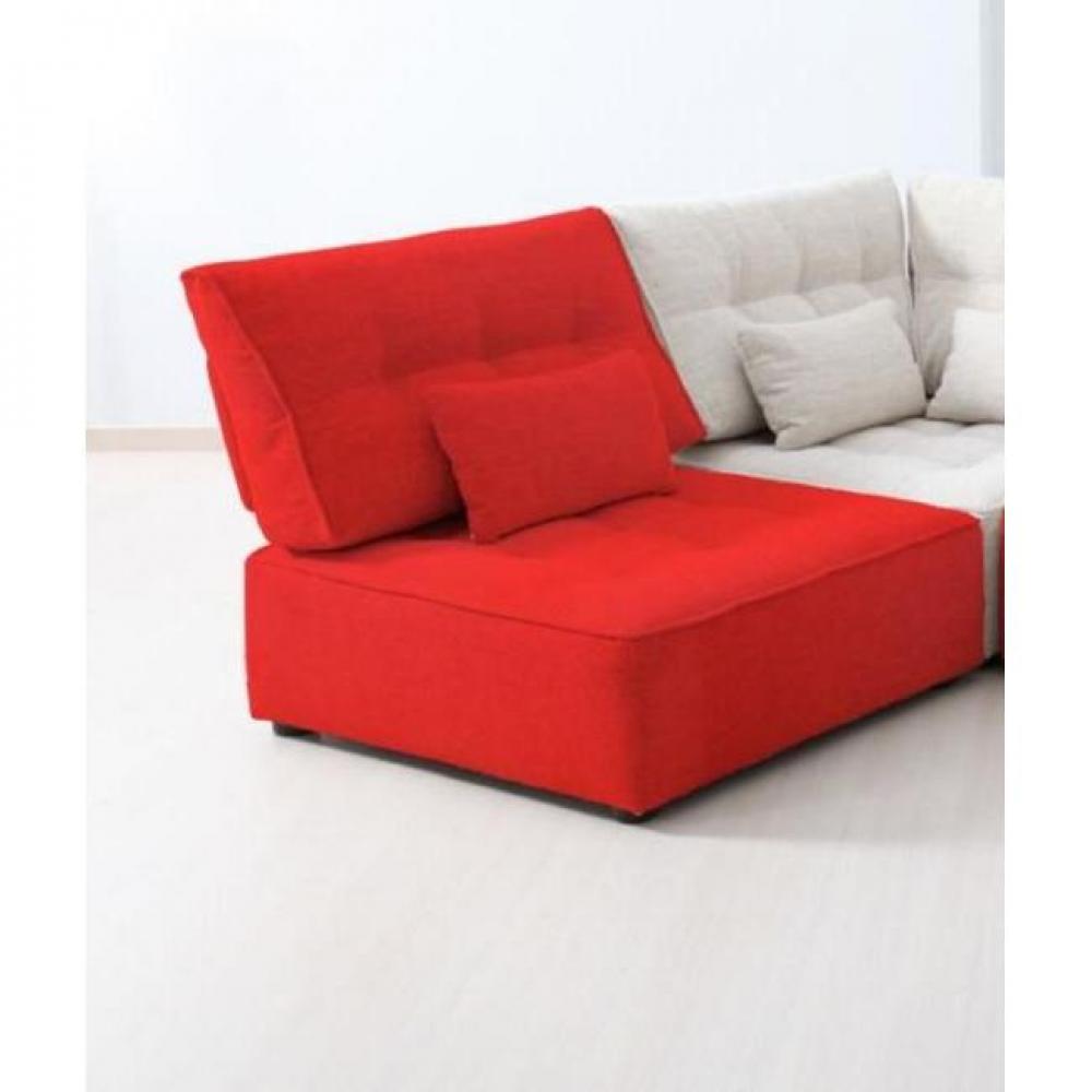 canap modulable design en cuir et tissu au meilleur prix fama chauffeuse modulable arianne. Black Bedroom Furniture Sets. Home Design Ideas