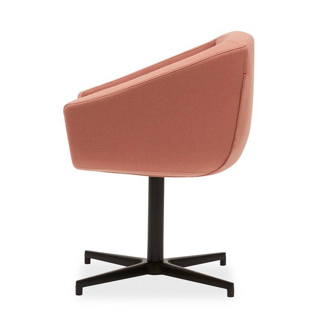 Fauteuil De Bureau Design Aiko Swivel Avec Accoudoirs Softline