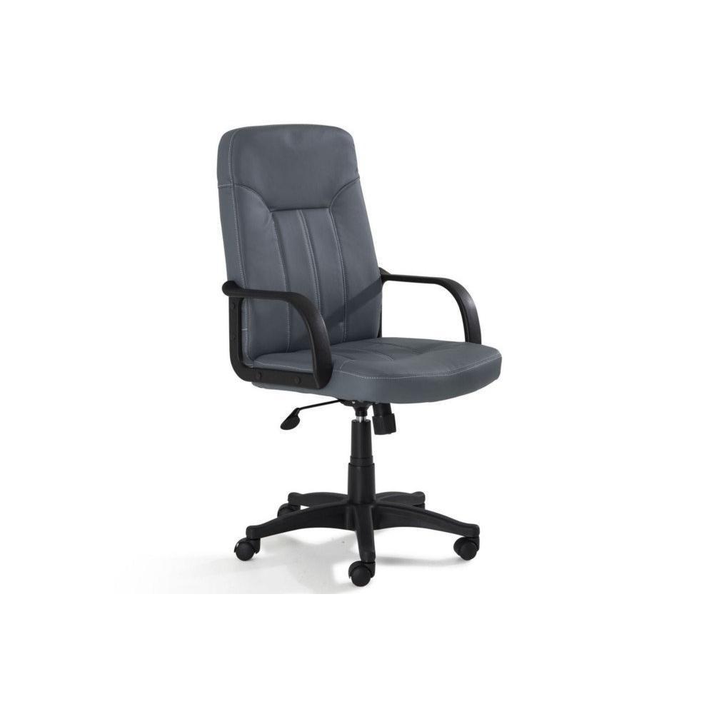 fauteuils de bureau tables et chaises fauteuil de bureau lead simili pugris inside75. Black Bedroom Furniture Sets. Home Design Ideas