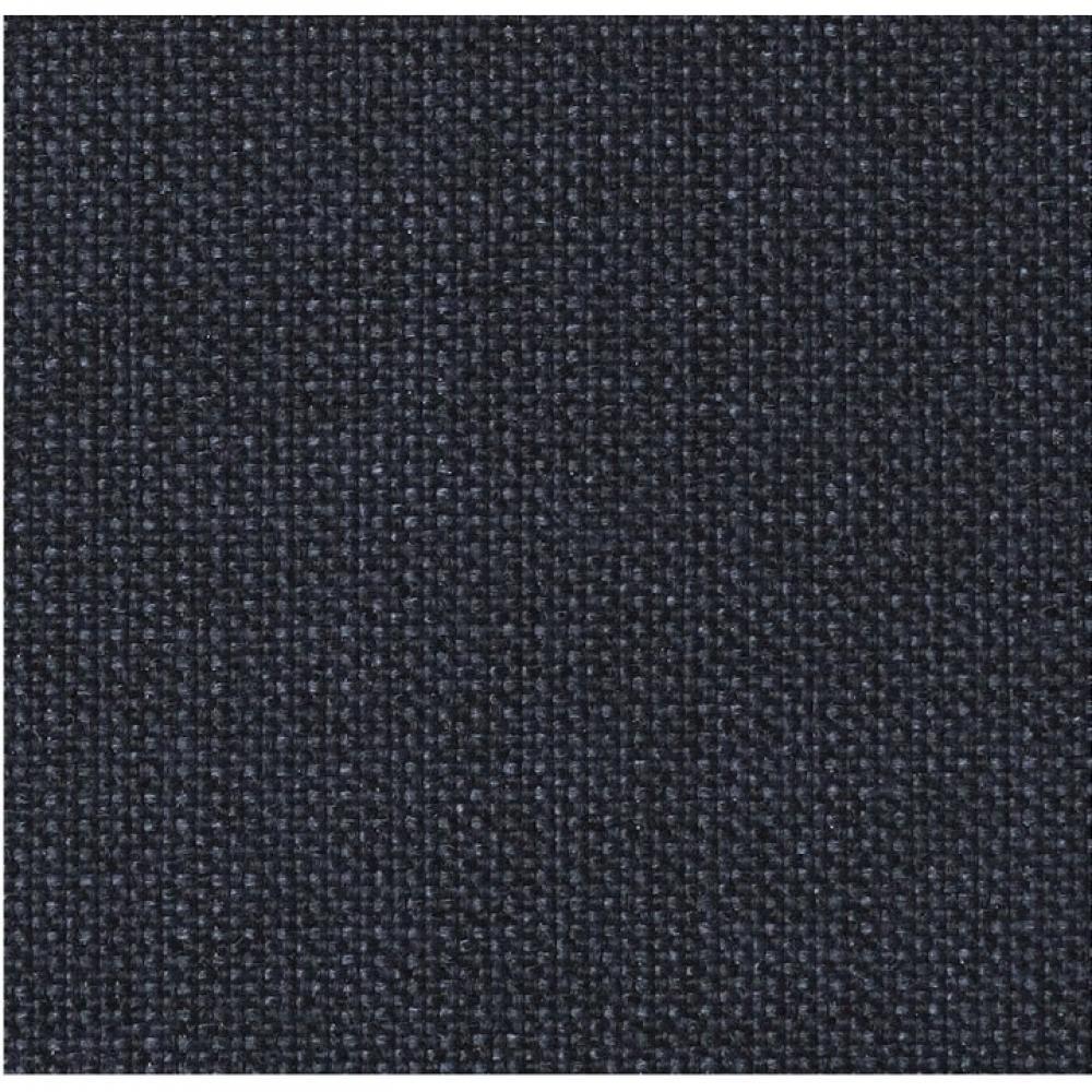 INNOVATION LIVING Fauteuil design convertible lit 115*90 AMPLE  Stem tissu Mixed Dance Blue piétement bois clair