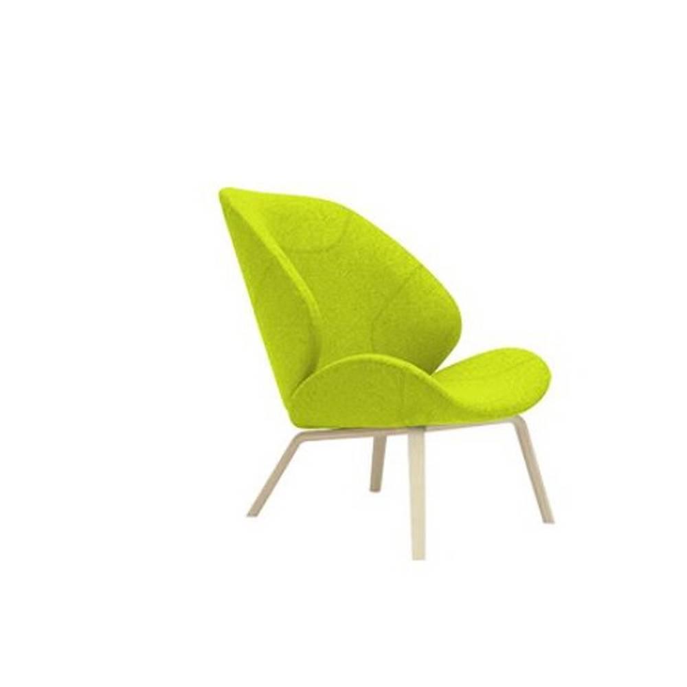 Fauteuils design canap s et convertibles fauteuil design eden en microfibre vert anis avec - Canape vert anis ...