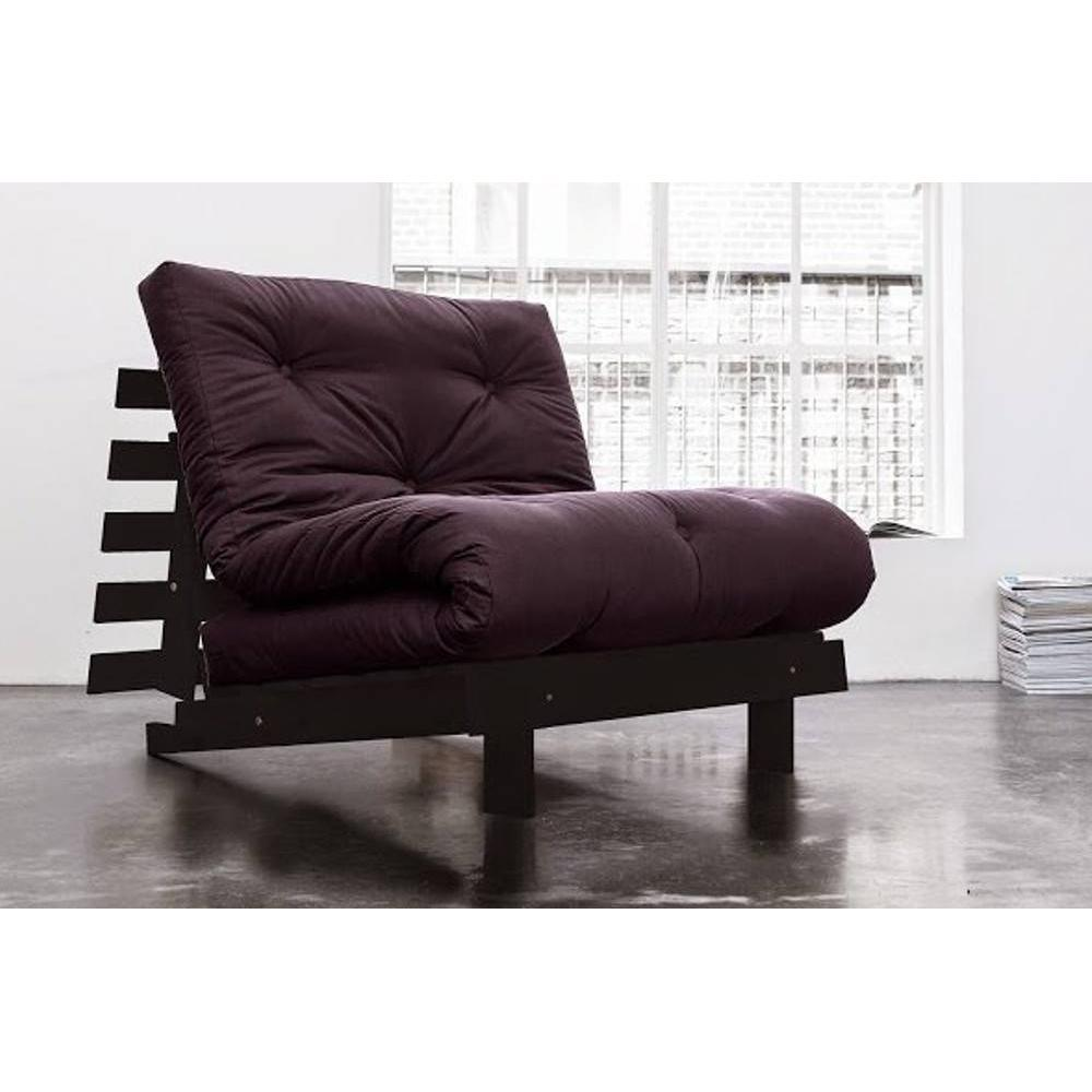 fauteuils convertibles canap s et convertibles fauteuil bz weng roots wengue futon violet. Black Bedroom Furniture Sets. Home Design Ideas
