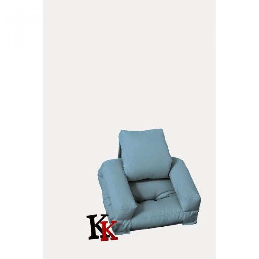 fauteuils convertibles canap s et convertibles fauteuil enfant lit hippo futon bleu celeste. Black Bedroom Furniture Sets. Home Design Ideas