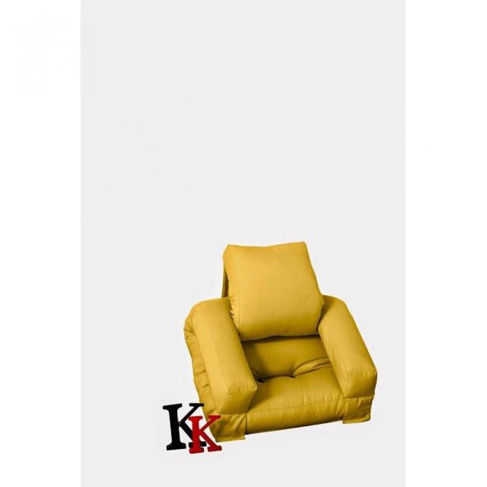 fauteuils convertibles canap s et convertibles fauteuil enfant lit hippo futon jaune couchage. Black Bedroom Furniture Sets. Home Design Ideas
