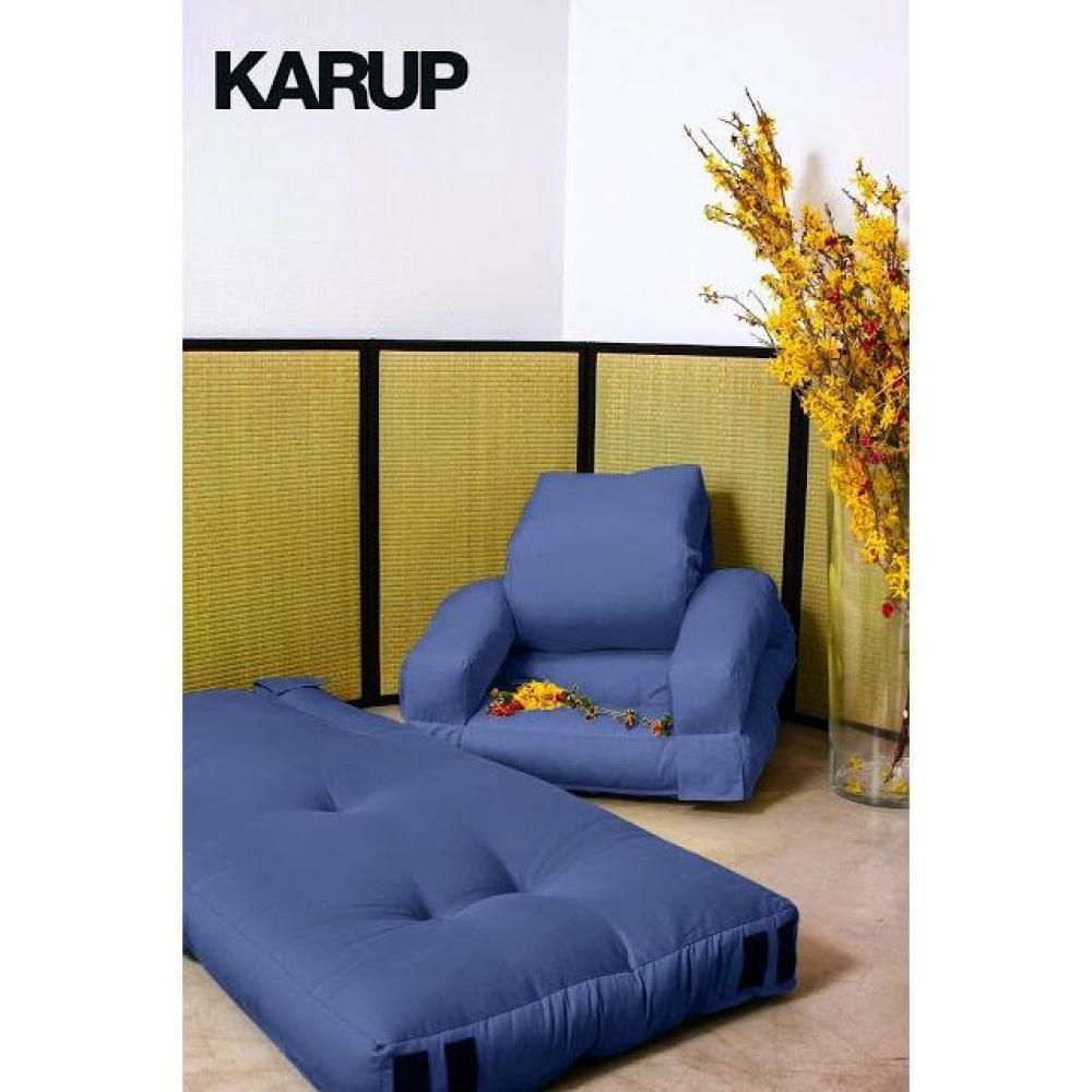 fauteuils convertibles canap s et convertibles fauteuil enfant lit hippo futon bleu royal. Black Bedroom Furniture Sets. Home Design Ideas