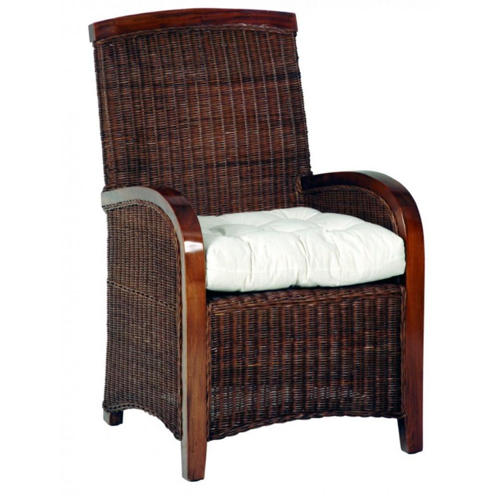 fauteuils et poufs canap s et convertibles fauteuil mikala en rotin inside75. Black Bedroom Furniture Sets. Home Design Ideas