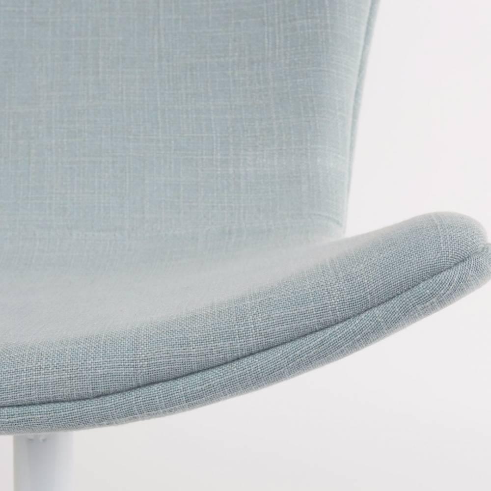 Fauteuils design style scandinave au meilleur prix fauteuil pivotant jwell t - Fauteuil pivotant tissu ...