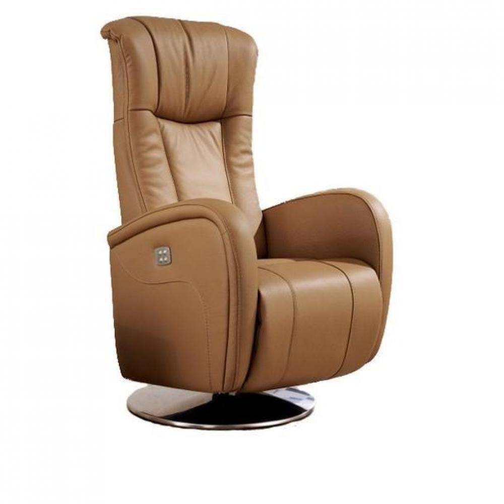 Fauteuils relax et design au meilleur prix desire fauteuil relax lectrique - Fauteuils relax cuir ...
